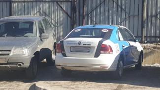 В Воронеже началась «охота» за машинами фотоконтроля платных парковок