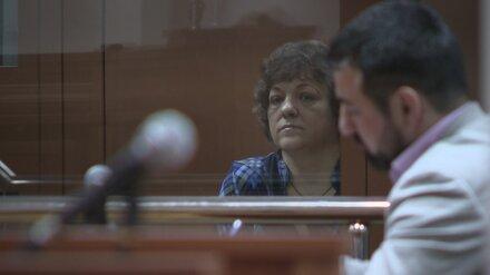 Повара воронежского дома инвалидов осудили на 18 лет за убийство семьи