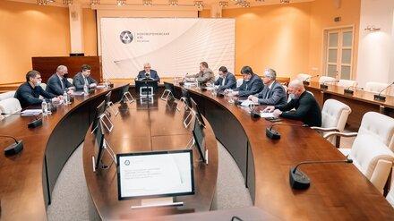 В Нововоронеже подписали соглашение о расширении программы развития спорта в регионе