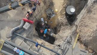 В Воронеже завершили первый этап ремонта виадука у «Работницы»