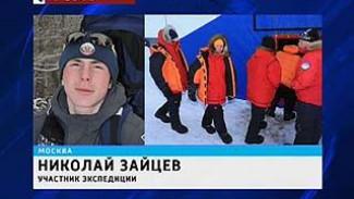 Борисоглебский кадет вырвался из арктического плена и попал на прием в Кремль