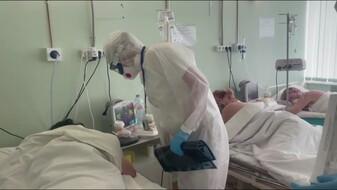 Впервые в Воронежской области суточная заболеваемость ковидом перевалила за 500