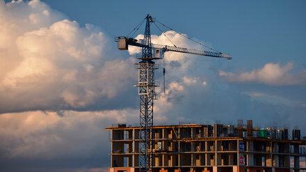 Воронеж оказался в лидерах по темпам жилищного строительства