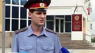 Районные подразделения Воронежской госавтоинспекции упразднили