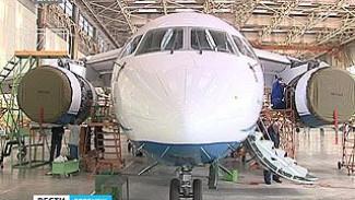 Воронежским авиастроителям предстоит решать задачи по импортозамещению