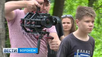 Фестивальное видео. Воронежские школьники снимаются в детском киноальманахе