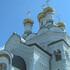 Храм у воронежского «Града» впервые показали изнутри