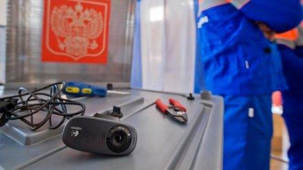 В Воронежской области за чистотой выборов президента будут следить более 670 видеокамер