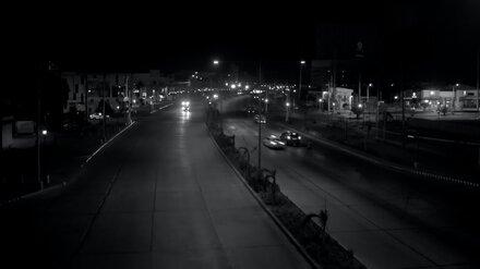 Под Воронежем ночью легковушка сбила пьяного пешехода