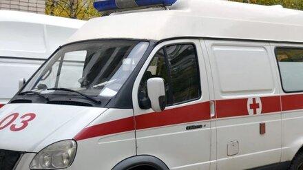 Жительница Воронежа сломала позвоночник в воронежской маршрутке