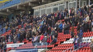 Воронежских болельщиков больше интересует «Спартак», чем «Факел»