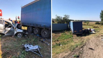 Водителя неуправляемого автопоезда осудили за смерть двух воронежцев