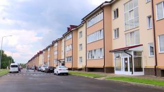 Под Воронежем начали заселять второй дом, построенный с использованием счетов эскроу