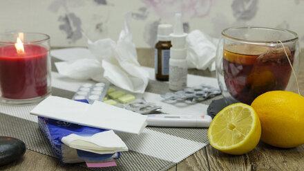 В Воронежской области ОРВИ заболели ещё 10,7 тыс. человек