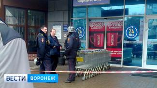 В популярном воронежском гипермаркете умер мужчина
