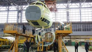 В Воронеже выполнит первый полёт новый военно-транспортный самолёт