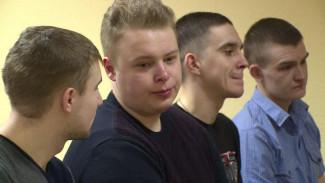 В Воронеже утвердили суровые сроки 4 парням за отрубленный палец наркокурьера