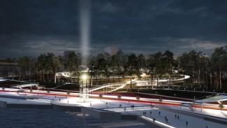Подвесная тропа и ночной маяк. Воронежцам представили проект обновления парка «Дельфин»