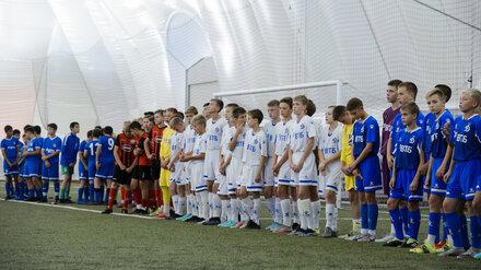 В Воронеже открыли футбольную академию «Динамо» имени Льва Яшина