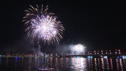 В День защитника Отечества воронежцев ждёт праздничный салют