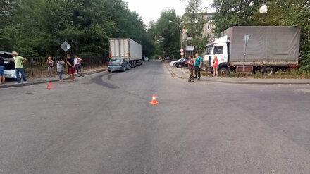 Две женщины пострадали в массовом ДТП в Воронеже