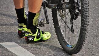 В Воронеже у Северного моста сбили велосипедиста