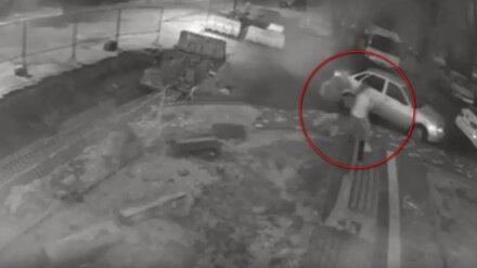 В Воронеже подозрительный парень напал на двух девочек: появилось видео