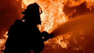 В Воронежской области женщина спрыгнула с балкона квартиры, спасаясь от пожара