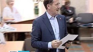 Кандидаты голосуют первыми. Как проходили выборы главы Воронежской области?