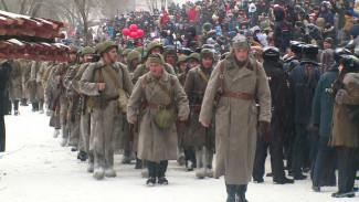 Город, который не сдался. Реконструкторы воссоздали легендарную битву за Воронеж