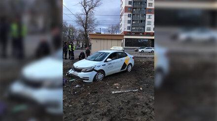 Полиция возбудила дело из-за сбитой пьяным таксистом женщины в Воронеже