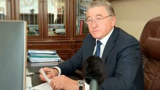 Воронежский сенатор: «Наша задача – решать системные вопросы и оказывать адресную помощь»