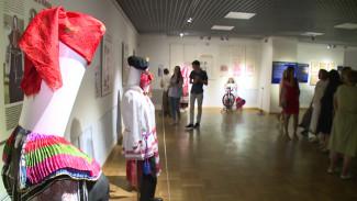 Воронежский университет и музей имени Крамского создали уникальную выставку