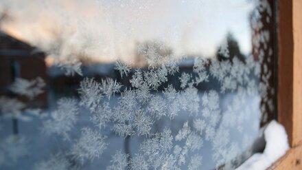 На рабочей неделе в Воронежской области похолодает до -20