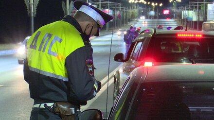 Автомобилистов предупредили о трёхдневных сплошных проверках в Воронеже