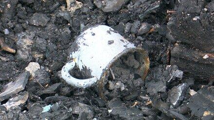 Найденный мёртвым под обломками дачи воронежец сгорел заживо