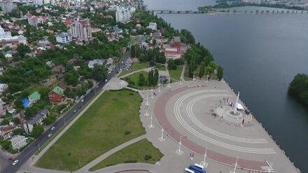 Петровскую набережную в Воронеже оформят в собственность области