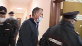 Экс-главе Хохольского района после выхода на свободу утвердили приговор