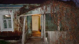 В Воронежской области мужчина зарезал младшего брата