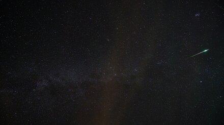 Воронежцы в октябре увидят звездопад Ориониды