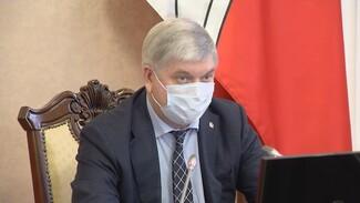 Воронежский губернатор объяснил дефицит бюджета в 2021 году