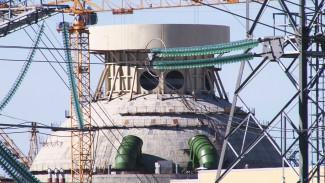 На нововоронежской АЭС-2 запустили новый энергоблок