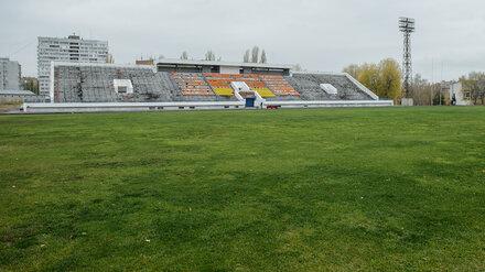 В Воронеже пересмотрят сроки и стоимость реконструкции стадиона «Факел»
