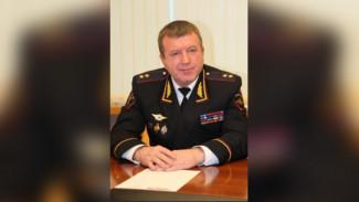 Главой воронежской полиции может стать генерал-лейтенант из Свердловской области