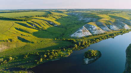 Дно древнего моря и гранитный пуп Европы. К воронежским красотам заманят 1 млн туристов