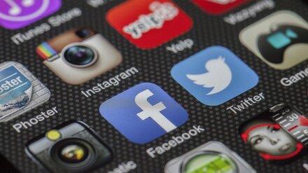 Воронежцы пожаловались на сбои в работе Facebook и Instagram
