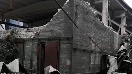 На металлургическом комбинате в Липецке прогремел взрыв