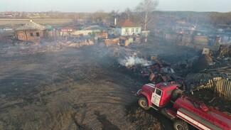 Жителям Воронежской области напомнили о начале особого противопожарного режима