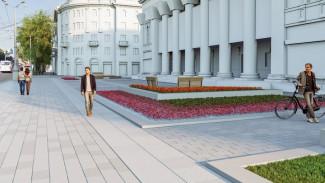 В реконструкцию сквера у театра оперы и балета в Воронеже вложат 38 млн рублей