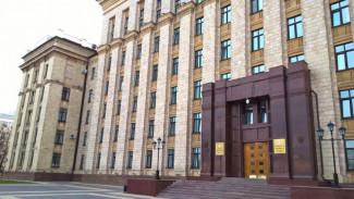 Александр Гусев утвердил новую структуру правительства Воронежской области